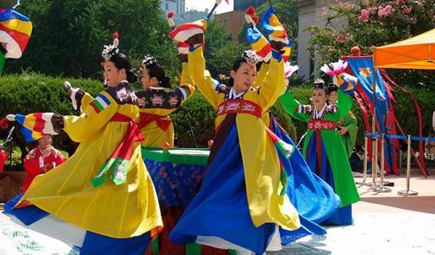 Ngày tết của người Hàn Quốc