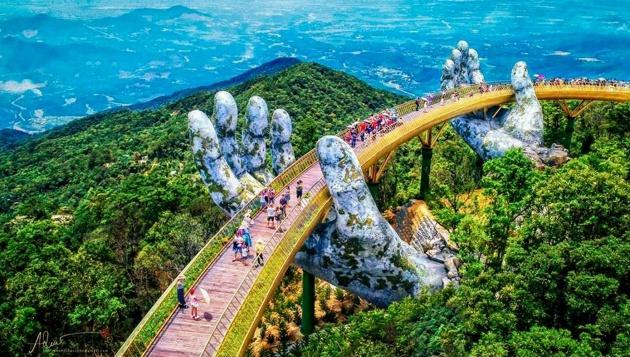 Đà Nẵng của Việt Nam chiếm vị trí top đầu người Hàn du lịch đến đông nhất trong kì nghỉ Choseok tháng 9
