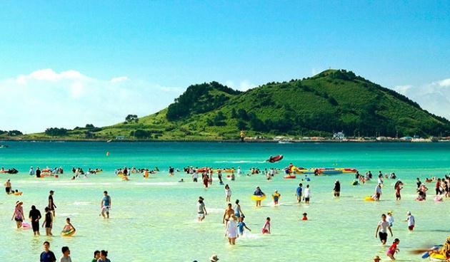 Đảo Jeju giữ vững vị trí đầu bảng trong danh sách các địa danh người Hàn du lịch sẽ lựa chọn
