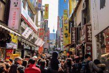 Hiện nay đang có hơn 50% dân số Hàn Quốc đang sinh sống tại khu vực Thủ đô Seoul