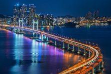 Busan - thành phố thiên đường để đi du lịch Hàn Quốc