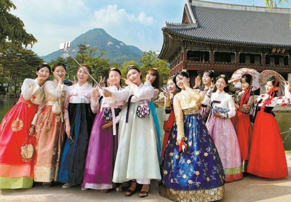 Du lịch Hàn Quốc bạn tha hồ check in với nhiều cảnh đẹp nhất