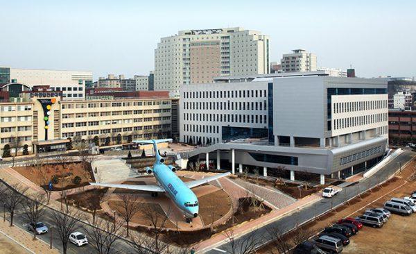 Inha Technical College là một trong những trường đào tạo nguồn nhân lực kỹ thuật cho sự phát triển kinh tế tại Hàn Quốc