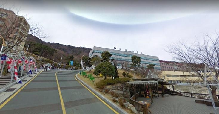 Kosin university Yeongdo Campus