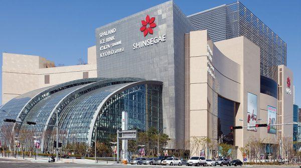 Shinsegae Centum City - Cửa hàng bách hóa lớn nhất thế giới được tọa lạc tại Busan