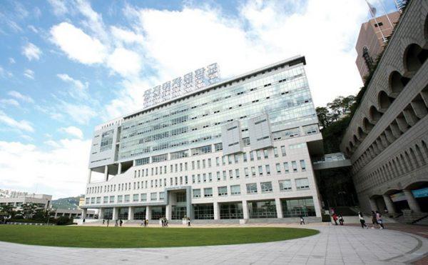 Sungshin University được đầu tư, xây dựng khang trang