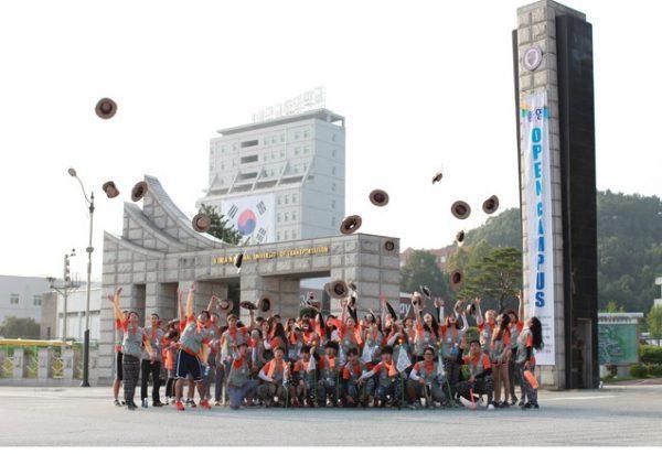 Sinh viên của KOREA NATIONAL UNIVERSITY OF TRANSPORTATION