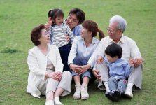 Giới thiệu gia đình bằng tiếng Hàn