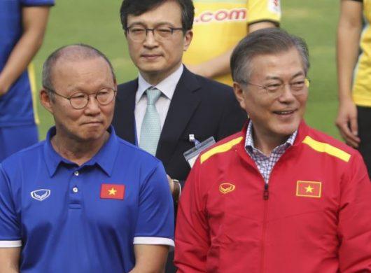 Huấn luyện viên Park Hang Seo là một trong số nhiều người Hàn Quốc đã rất thành công khi làm việc tại Việt Nam