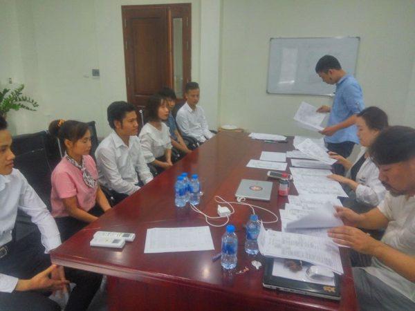 Phỏng vấn du học Hàn Quốc tại công ty tư vấn du học Knet