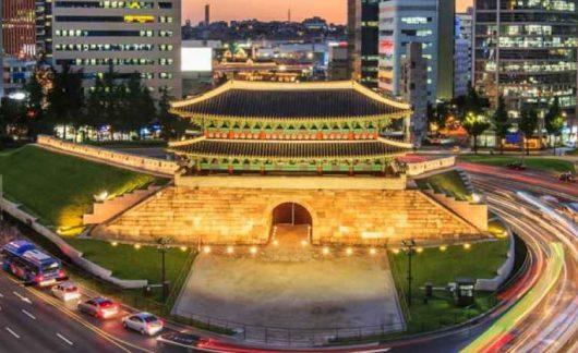 Thành phố Suwon Hàn Quốc được mệnh danh thành phố thanh bình giữa chốn phồn hoa