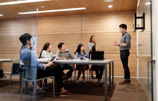 Cơ sở vật chất môi trường học tập tại Namseoul University