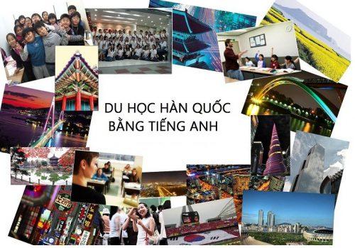 Du học thạc sĩ bằng tiếng Anh tại Hàn Quốc, cơ hội cho tất cả sinh viên trên toàn thế giới