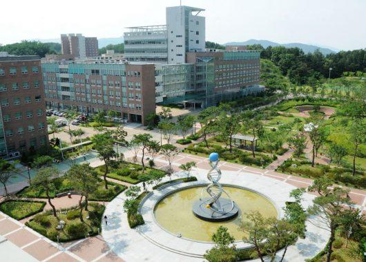 Khuôn viên Học viện công nghệ quốc gia Kumoh