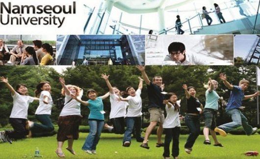 Một số hình ảnh hoạt động tại Namseoul University