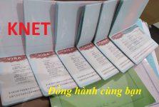 Visa du học Hàn Quốc của học sinh Knet