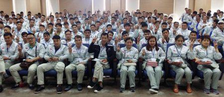 Rất đông số người đăng ký đi xuất khẩu lao động Hàn Quốc
