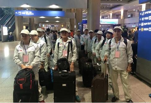 Số lao động Việt đi sang Hàn thành công theo chương trình EPS rất ít