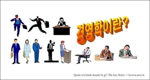 quản trị kinh doanh là gì?