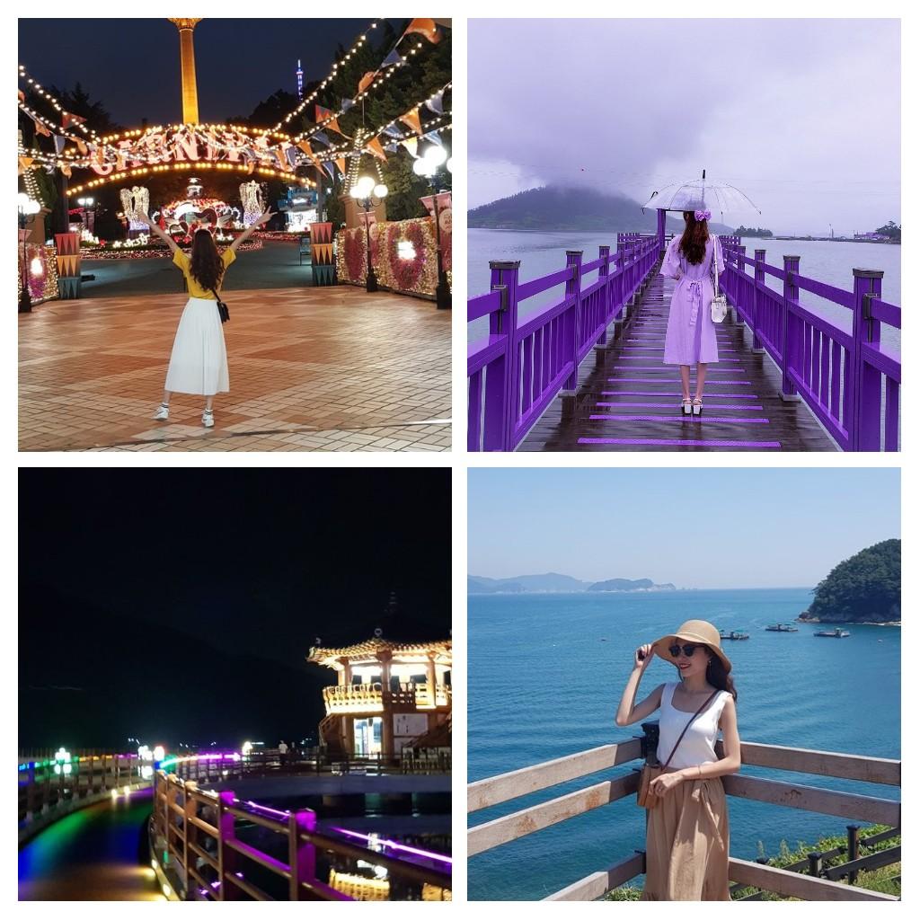 Ngoài thời gian Học và làm thì Du lịch là đam mê