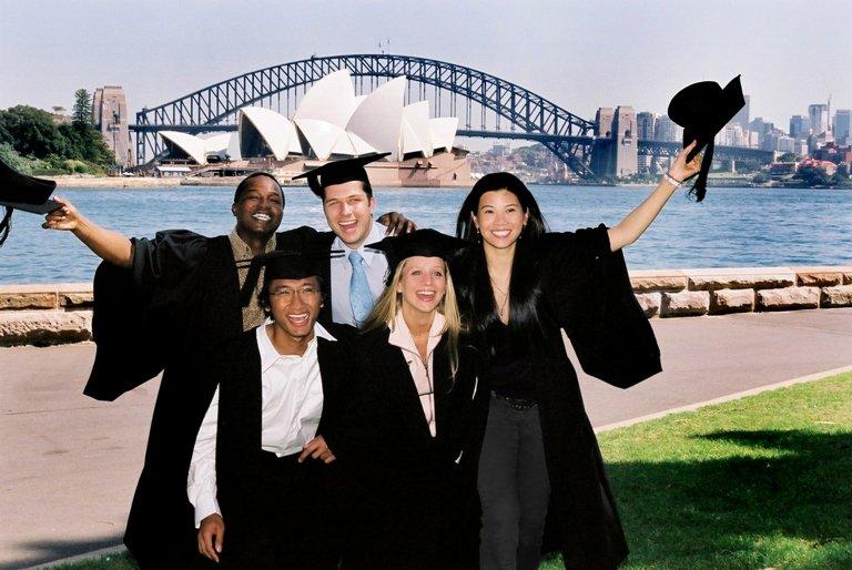 Du học sinh Úc