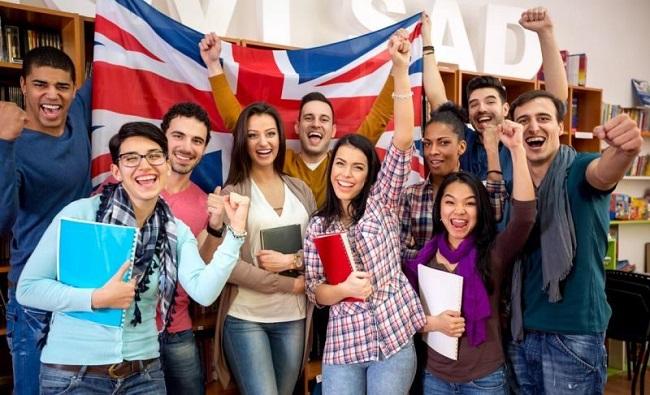Du học sinh Anh Quốc