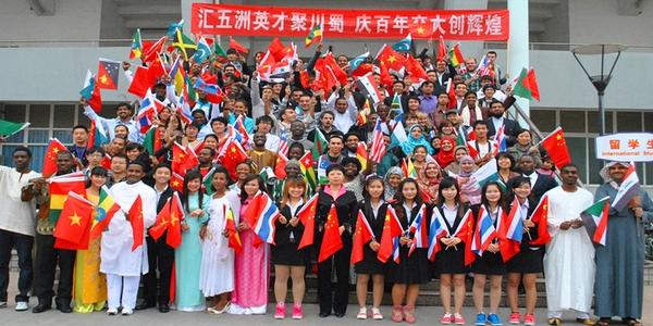 Du học sinh Trung Quốc