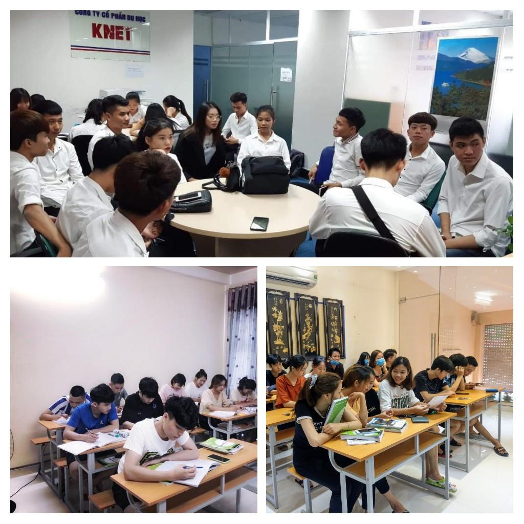 Đào tạo tiếng Hàn - Chuẩn bị phỏng vấn đi Du học Hàn Quốc