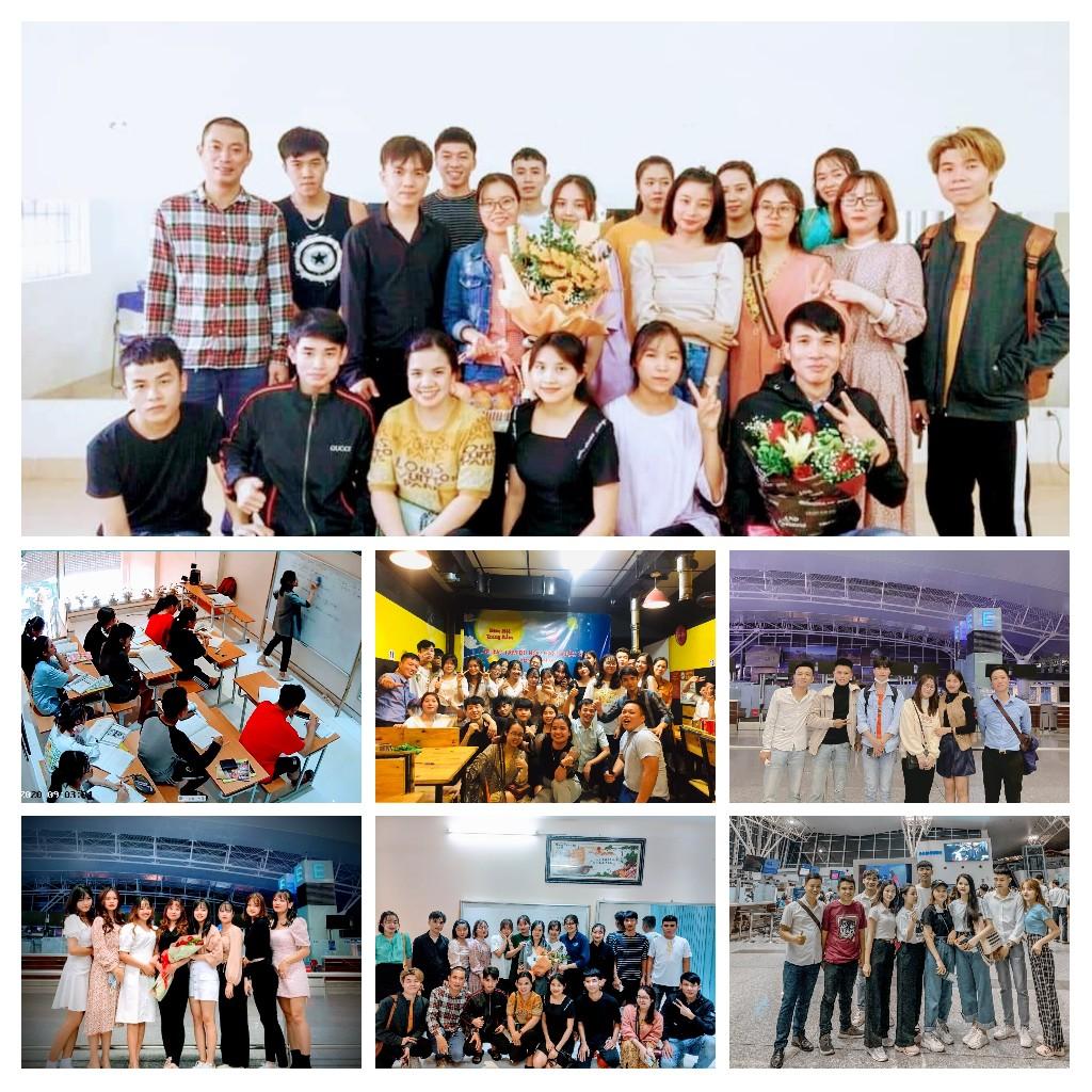 Một số hình ảnh về Du học sinh Hàn Quốc