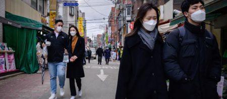 làn sóng dịch bệnh thứ 3 tại Hàn Quốc thuyên giảm