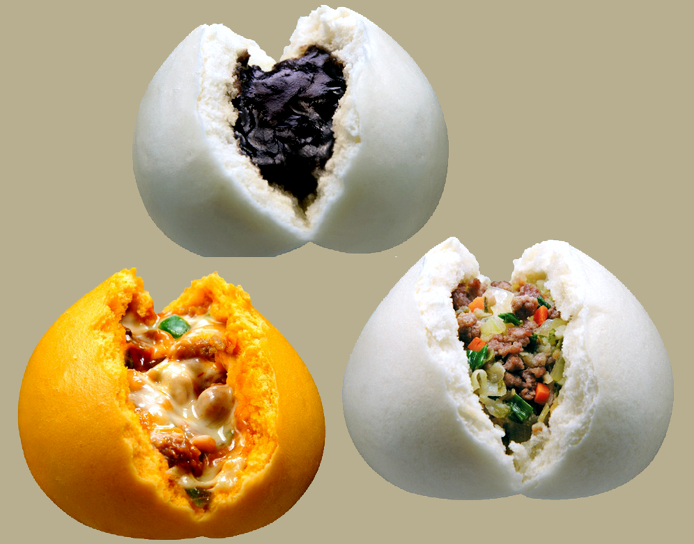 Bánh bao mềm Hoppang