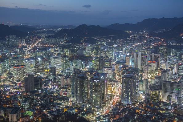 Seoul được mệnh thành là - thành phố không bao giờ ngủ