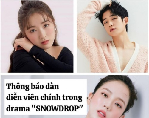 Dàn diễn viên chính trong Snowdrop