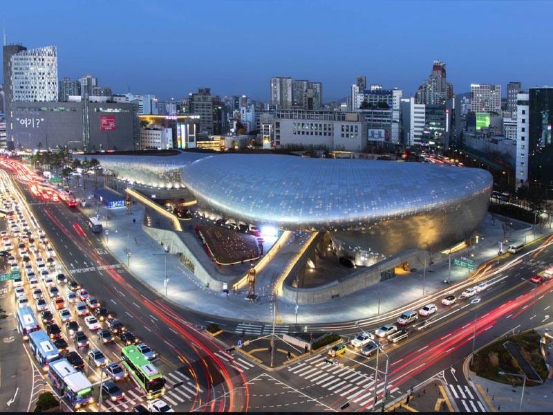 Top 10 địa điểm quay Phim Hàn Quốc nổi tiếng