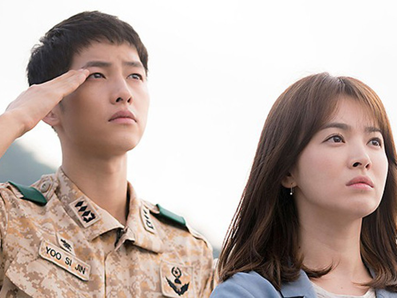 Phim Hàn Quốc: Xếp hạng các cặp đôi được yêu thích nhất