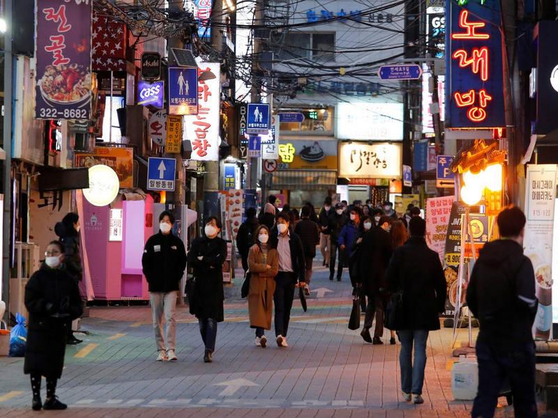 Hàn Quốc Corona Virus Tổng số ca nhiễm mới hôm nay