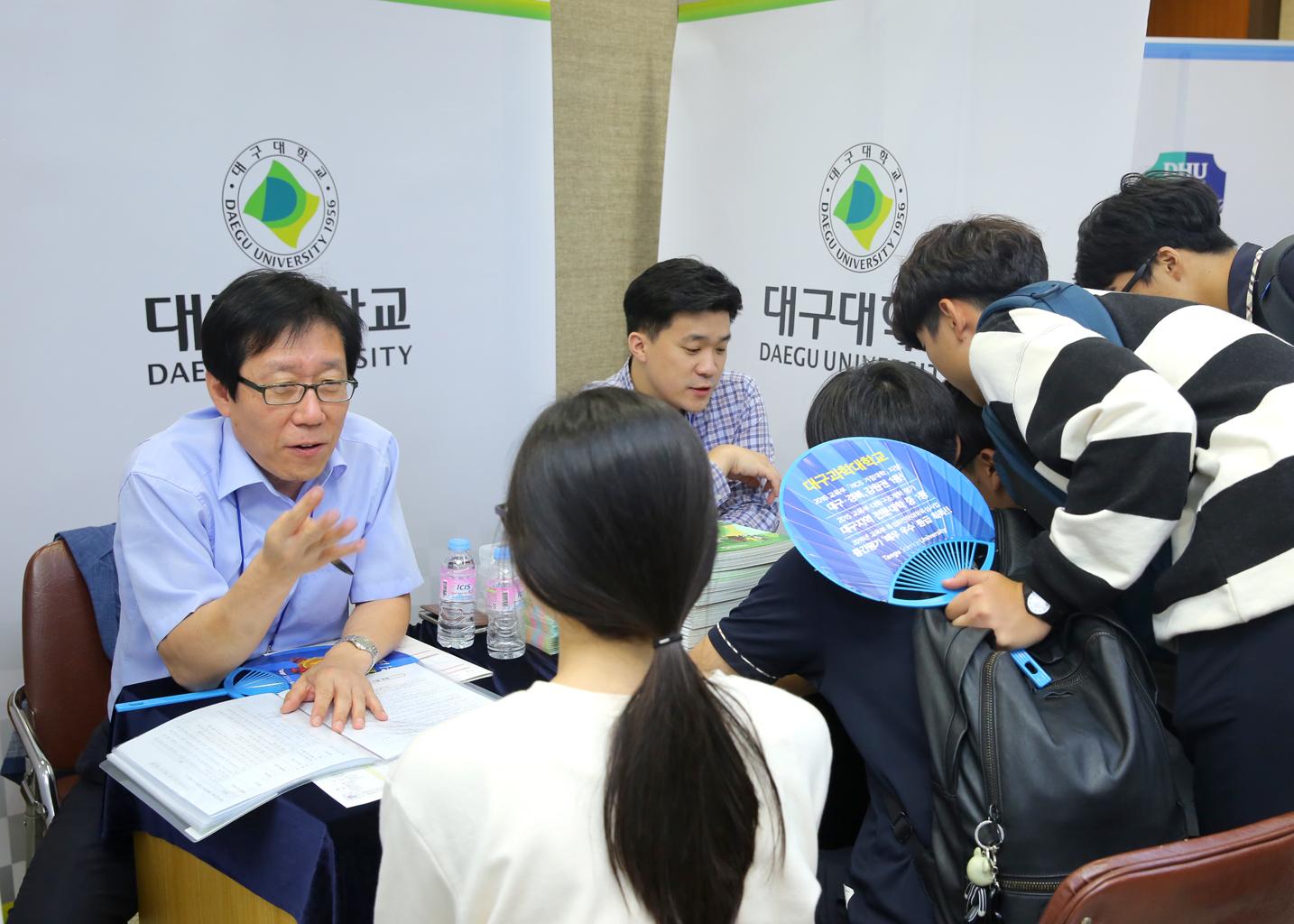 học sinh cấp 3 đi du học Hàn Quốc