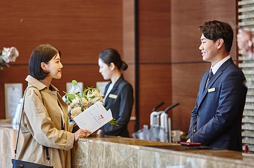 Khách sạn là thế mạnh của trường cao đẳng Woosong