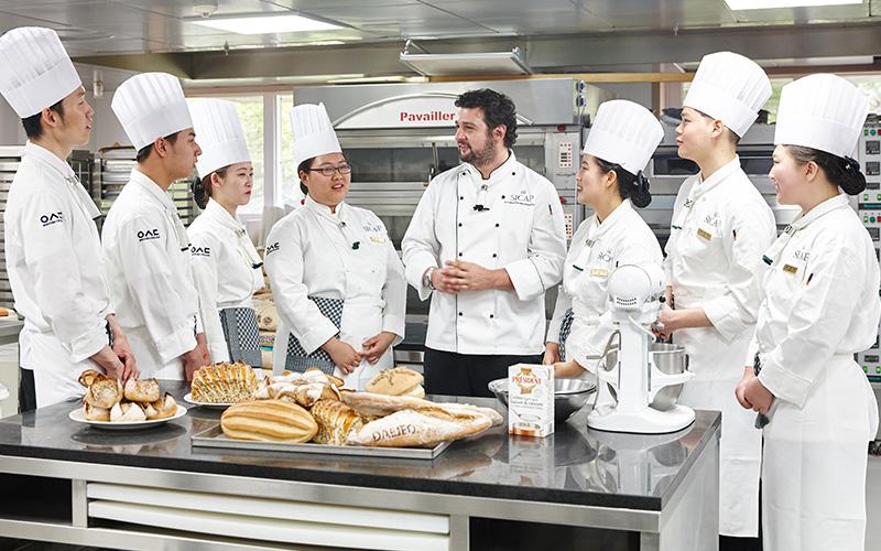 khoa ẩm thực của Woosong College nổi tiếng