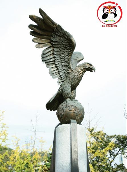 Biểu tượng của đại học Văn hóa Keimyung