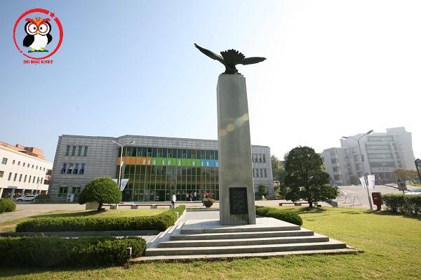 Biểu tượng của trường cao đẳng Hyejeon